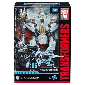 Transformers Studio Series STARSCREAM Voyager Premier by Takara Tomy