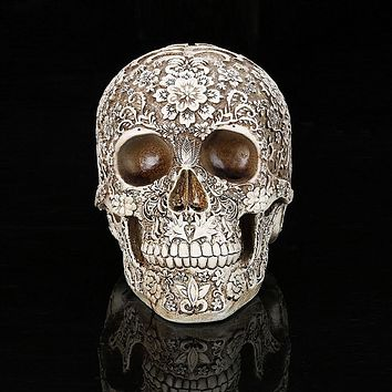 Sugar Skull Decorative Ornament