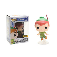 Funko Disney Peter Pan Pop! Peter Pan Vinyl Figure Hot Topic Exclusive