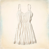 Imperial Beach Chiffon Dress