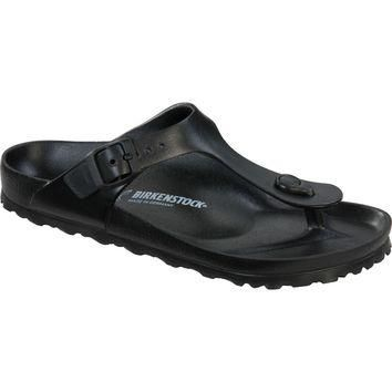 Beauty Ticks Birkenstock Black Eva Gizeh Sandal