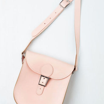 Vintage Inspired Tasteful in Transit Bag in Blush by Brit-Stitch from ModCloth