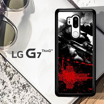 Boondock Saint Movies Series Z0346 LG G7 ThinQ Case