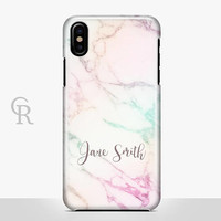 Personalised Phone Case For iPhone 8 iPhone 8 Plus iPhone X Phone 7 Plus iPhone 6 iPhone 6S  iPhone SE Samsung S8 iPhone 5 custom phone case