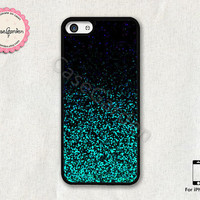 Glitter iPhone 5C Case, iPhone Case, iPhone Hard Case, iPhone 5C Cover