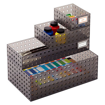 Smoke Like-it Bricks Paint Storage