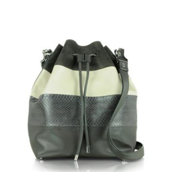 Proenza Schouler Designer Handbags Pepe Leather Large Bucket Bag