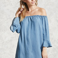 Contemporary Chambray Dress