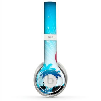 The Vibrant Pelican Scenery Skin for the Beats by Dre Solo 2 Headphones