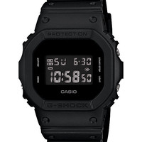 G-Shock DW5600 Black Out Digital Watch | Zumiez