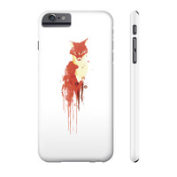 The fox the forest spirit Phone Case