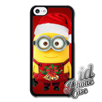 Minion Christmas Edition Design for iPhone 5C Case