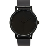 Simple Watch Kent Black