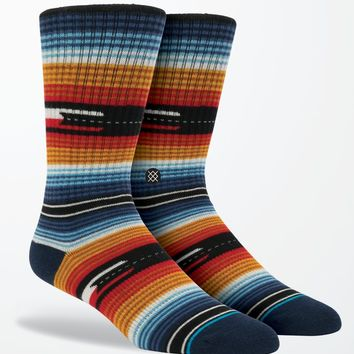 Stance Boise Crew Socks - Mens Socks - Multi - One