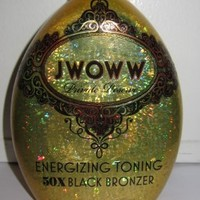 Australian Gold JWOWW Private Reserve Energizing Toning 50X Black Bronzer - 1...