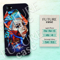 Miley Cyrus iPhone 4s case Miley Cyrus Bangerz iPhone case iphone 4 case iphone 4s case iphone 5 case Hard or Soft Case-MIC11