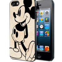 Mickey Classic C Samsung Galaxy S3 S4 S5 Note 3 , iPhone 4 5 5c 6 Plus , iPod 4 5 case