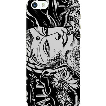 Calm Is My Balm - The Buddha iPhone 5 / 5S Case Cover