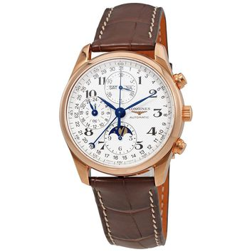 Longines Master Collection Mens Chronograph Watch L2.673.8.78.5