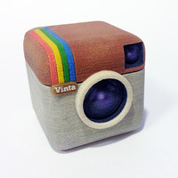Instagram Style Camera (Decorative 40mm)