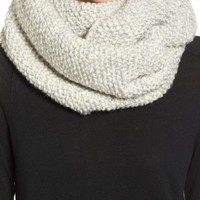 Nirvanna Designs Knit Wool Infinity Scarf | Nordstrom