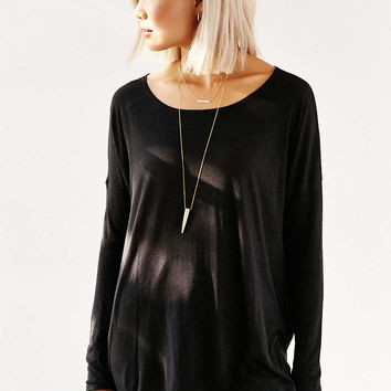 Project Social T Tyler Dolman Top - Urban Outfitters