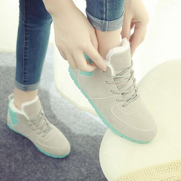 womens fur winter shoes gift 2