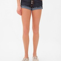 15 FIFTEEN Frayed Stretch Short
