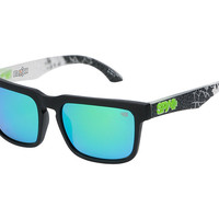 Spy Sunglasses Helm Ken Block Livery Black Sunglasses at Zumiez : PDP