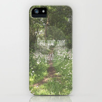 Find It iPhone & iPod Case by Glanoramay
