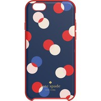 kate spade new york - 3 Dot Hybrid Hard Shell Case for Apple® iPhone® 6 - Navy