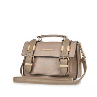 River Island Womens Light brown mini satchel