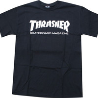 Thrasher Skate Mag Tee Medium Black/White
