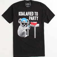 Riot Society Koalified To Party Tee at PacSun.com