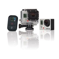 GoPro HERO3 Black Edition Camcorder Manufacturer Refurbished