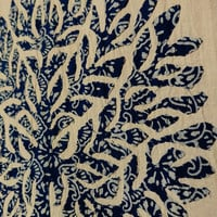 Tree of Life Bedspread, Handmade Cutwork Embroidery, Printed Patches, Applique Queen Bedding, Patchwork Bed Cover, Indian Cotton Fabric