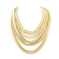 Kendra Scott Wylie Bib Necklace