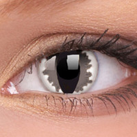 Grey Dragons Eye Contact Lenses, Grey Dragons Eye Contacts | EyesBright.com