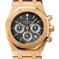 Audemars Piguet Royal Oak Men's Watch 25960OR.OO.1185OR.03 - Royal Oak - Audemars Piguet - Shop Watches by Brand - Jomashop