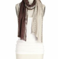 Michael Stars Fading Moonlight Sequin Scarf | Piperlime