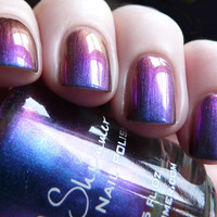 Shade Shifter Multichrome Color Shifting Nail Polish- 0.5 oz Full Sized Bottle