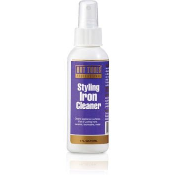 Styling Iron Cleaner