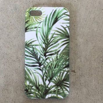 Very Cute Leaf iPhone 5se 5s iPhone 6 6s Plus Case Top Quality Cover Free Shipping + Free Gift Box