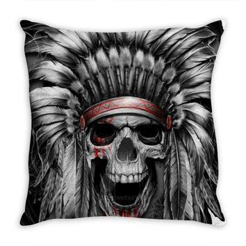 1519757712734 trimmed Throw Pillow