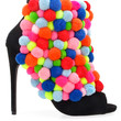 The Rainbow Boots in Black
