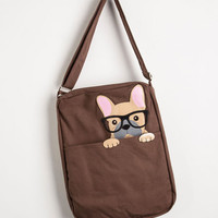 Dog, Scholastic Got One Friend in My Pocket Bag in Pup by ModCloth
