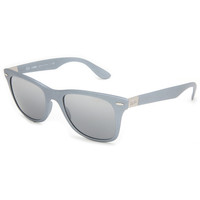 Ray-Ban Wayfarer Liteforce Sunglasses Silver One Size For Men 23434314001