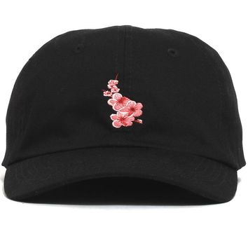 Remember Me Dad Hat Black