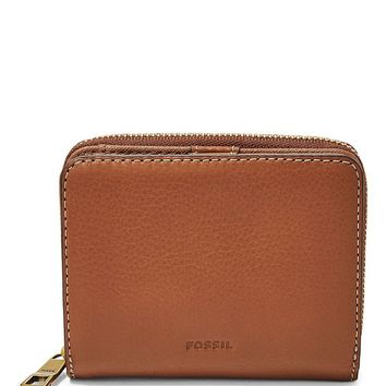 Fossil Emma RFID Mini Multifunction Wallet | Dillards