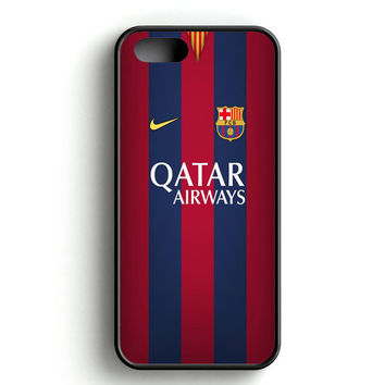 Barcelona T-shirt iPhone 4s iPhone 5s iPhone 5c iPhone SE iPhone 6|6s iPhone 6|6s Plus Case